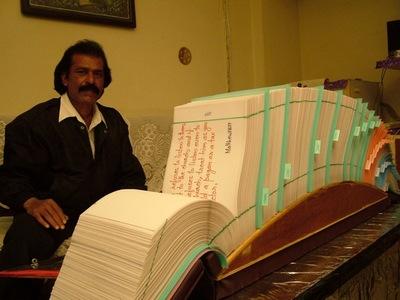 Самая большая рукописная Библия