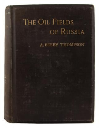 The oil fields of Russia and the Russian petroleum industry